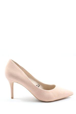 H&M High Heels creme Business-Look