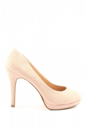 H&M High Heels creme Business-Look