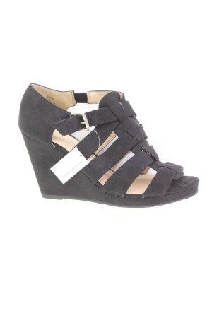 H&M High Heels Größe 38 schwarz