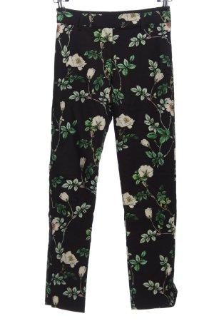 H&M Spodnie z wysokim stanem Na całej powierzchni W stylu casual