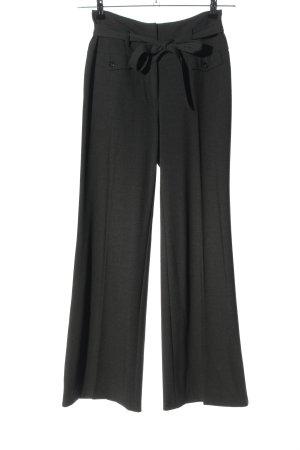 H&M High Waist Trousers light grey business style