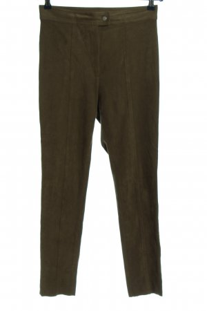 H&M High Waist Trousers khaki business style