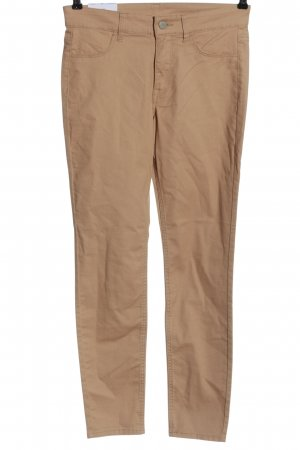 H&M High Waist Jeans nude Casual-Look