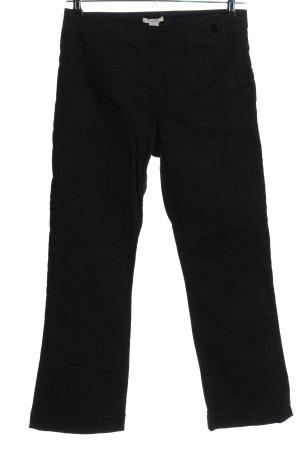 H&M Straight-Leg Jeans schwarz Casual-Look