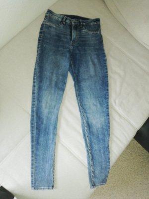 H&M High-Waist Jeans