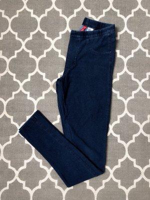 H&M High Waist Jeggings Gr.34 Blogger