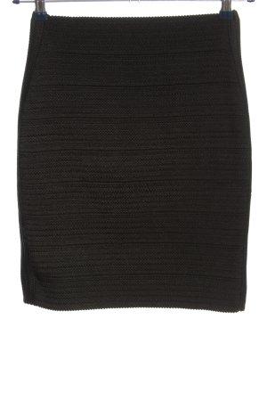 H&M Jupe taille haute brun style décontracté
