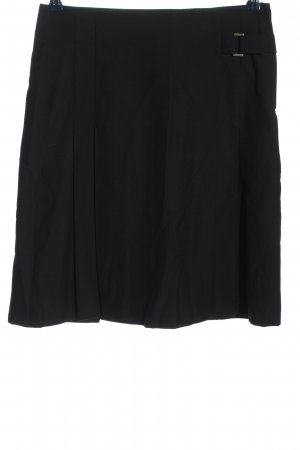H&M High Waist Skirt black casual look