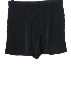 H&M High waist short zwart casual uitstraling