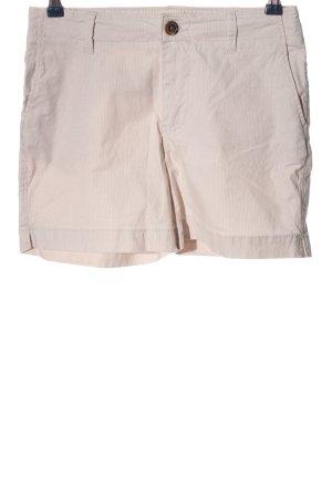 H&M High-Waist-Shorts wollweiß Casual-Look