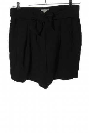 H&M High-Waist-Shorts black casual look