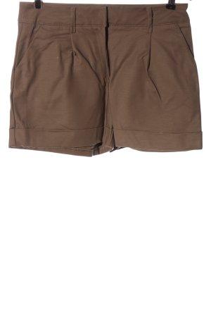 H&M Short taille haute brun style décontracté