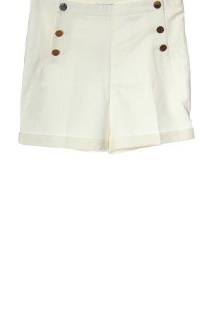 H&M Short taille haute crème style décontracté