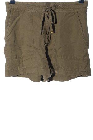 H&M High waist short khaki casual uitstraling