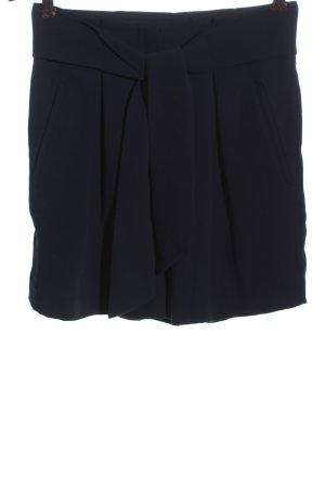H&M Short taille haute noir style d'affaires