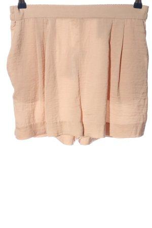 H&M High-Waist-Shorts pink Casual-Look