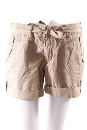 H&M High-Waist-Shorts khaki