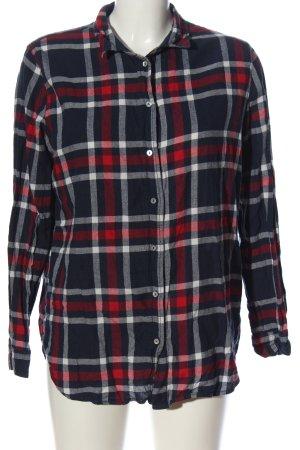 H&M Camisa de leñador estampado a cuadros look casual