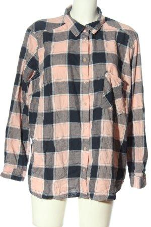 H&M Koszula w kratę Na całej powierzchni W stylu casual