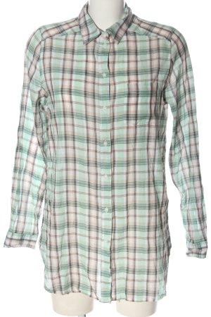 H&M Holzfällerhemd Karomuster Casual-Look
