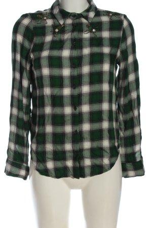 H&M Koszula w kratę Wzór w kratkę W stylu casual