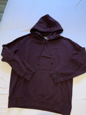 H&M Hoodie/Sweater in lila - XS