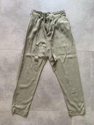 H&M Kaki broek khaki