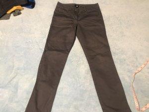 H&M Boyfriend Trousers grey