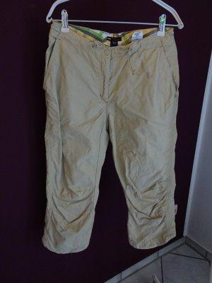 H&M L.O.G.G. Pantalon 3/4 brun sable