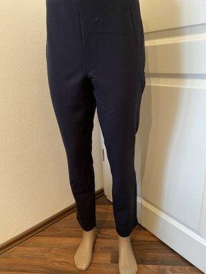 H&M Pantalone a pieghe lilla Cotone