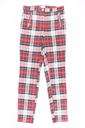 H&M Trousers multicolored polyester