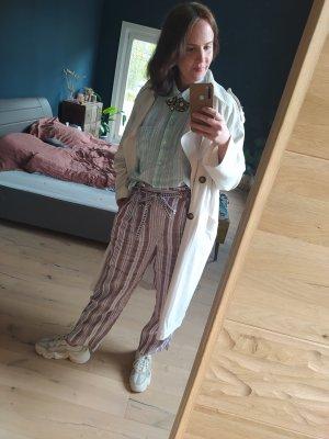 H&M Linen Pants multicolored