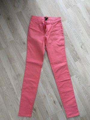 H&M Hose Pink Sommer 36