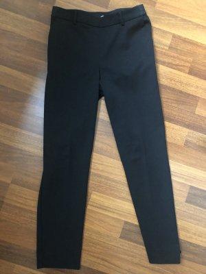 H&M Pantalone a pieghe nero