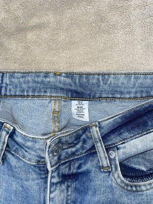 H&M Jeans flare bleu azur