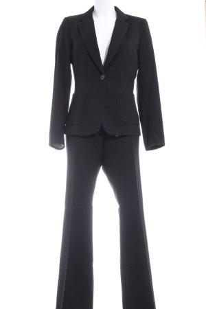 H&M Tailleur-pantalon noir style d'affaires