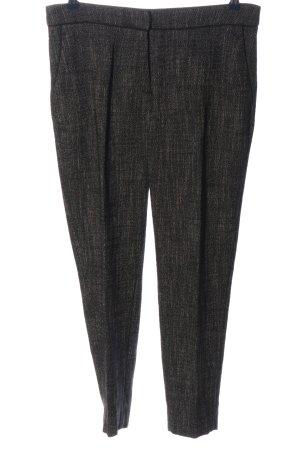 H&M Traje de pantalón gris claro moteado look casual