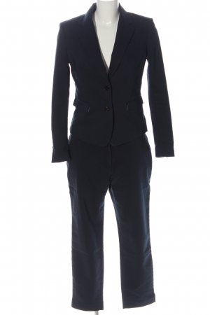 H&M Hosenanzug blau Business-Look