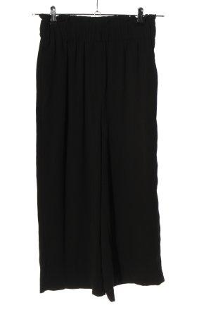 H&M Jupes-culottes noir style décontracté