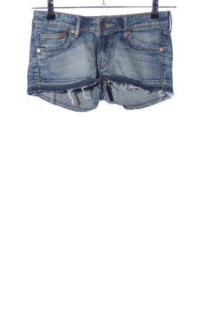 H&M Hot pants blu stile casual