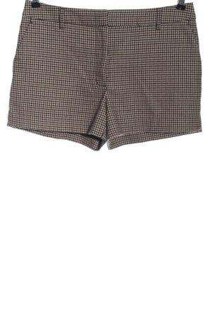 H&M Hot Pants Karomuster Casual-Look