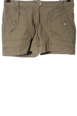H&M Hot Pants khaki elegant