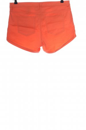 H&M Short moulant orange clair style décontracté