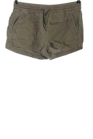 H&M Hot Pants khaki Casual-Look