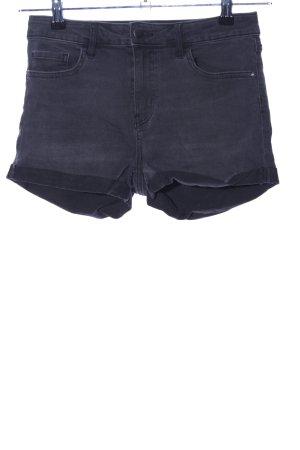 H&M Hot Pants hellgrau Casual-Look