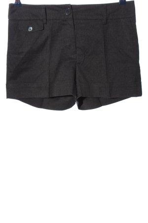 H&M Pantalón corto gris claro look casual