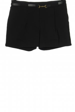 H&M Hot Pants black business style