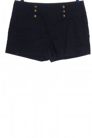 H&M Hot pants zwart casual uitstraling