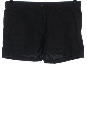 H&M Hot Pants schwarz Casual-Look