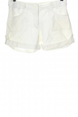 H&M Hot Pants white casual look